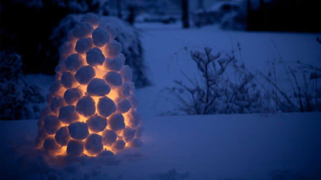 snow-lantern-snölykta-sweden-swedish-jul-winter-solstice-night