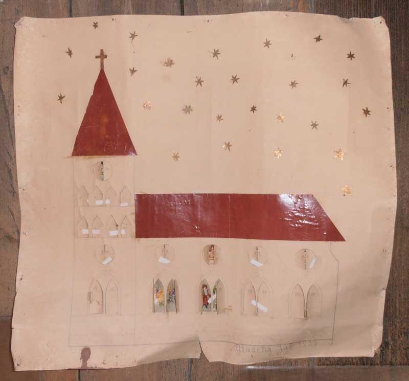 Homemade-yule-calendar-1932-denmark