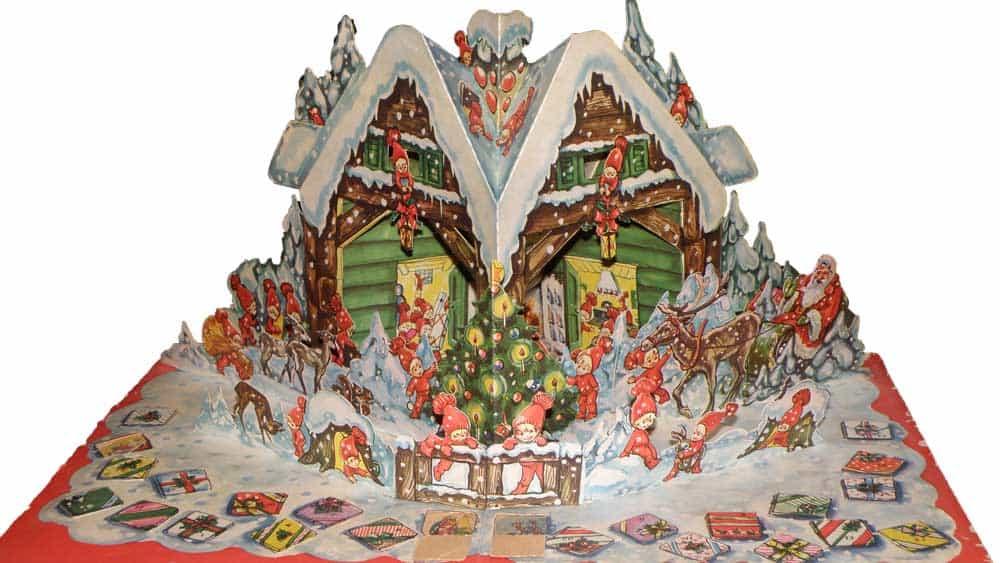 Yule-calendar-ploufmann-published-1960s-denmark