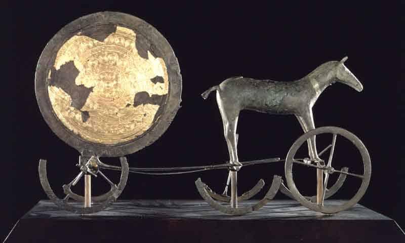 Solvognen-Sun-Chariot-denmark