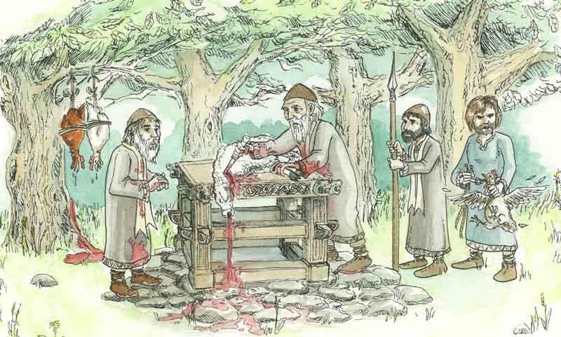 yule-sacrifice-jolablot