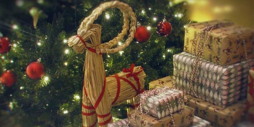 Does the Yule Goat have a pagan origin?